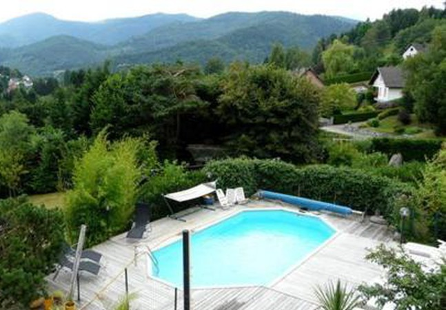 Photo 1 - House in Saint-Amarin with private pool