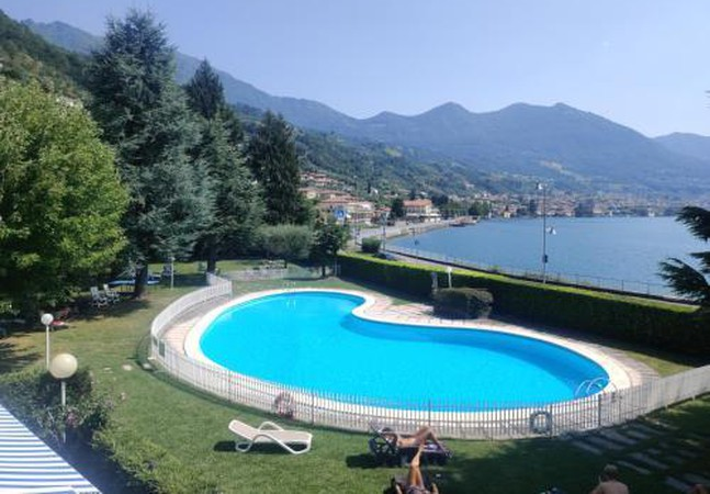 Photo 1 - Apartment in Marone with swimming pool
