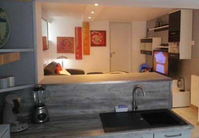 Photo 1 - Apartment in Luzenac with terrace