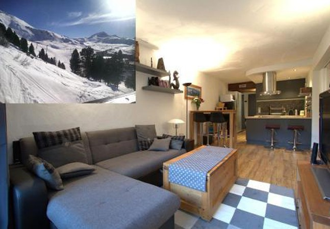 Photo 1 - Apartment in Bourg-Saint-Maurice with terrace