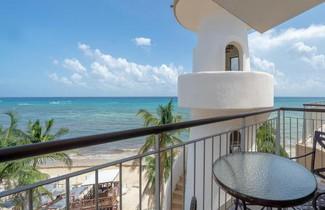 Foto 1 - El Faro Beachfront 1 Bedroom Condo - Surf 407