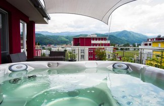 Foto 1 - Brasov Penthouse Retreat