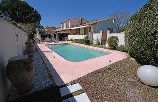 Foto 1 - Haus in Fontvieille mit privater pool