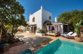 Foto 1 - Casa rural en Sant Antoni de Portmany con piscina privada
