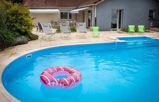 Photo 1 - Villa in Laval-sur-Vologne mit privater pool