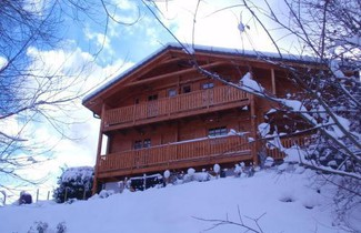 Foto 1 - Spacious Chalet with Sauna in Saint-Jean-d'Aulps