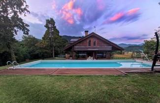 Photo 1 - Chalet in Provaglio d'Iseo mit schwimmbad