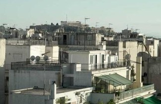 Rooftop Infinite Athens View Apt 1