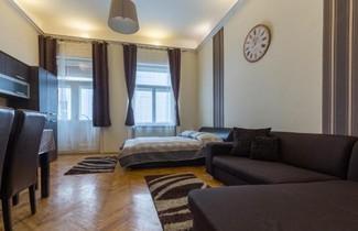 Central Studio & Apartment Budapest 1