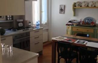 Elegant two-bedroom apartment in Venetian style 1