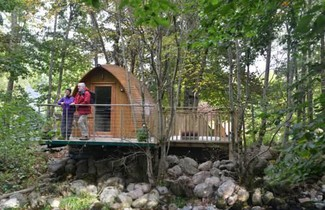 Riverbeds Lodges With Hot Tubs 1