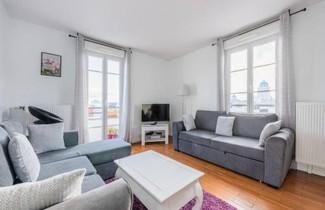 Photo 1 - Apartment in Chessy mit terrasse