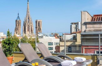 Catedral Bas Apartments Barcelona 1