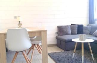 Foto 1 - Apartment in La Plagne Tarentaise mit schwimmbad