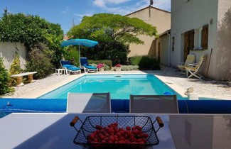 Photo 1 - Villa in Bize-Minervois with private pool