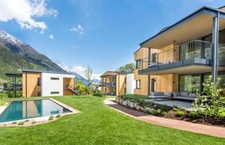 Foto 1 - Apartment in Naturno mit privater pool