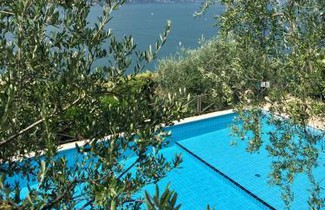 Photo 1 - Apartment in Brenzone sul Garda with private pool