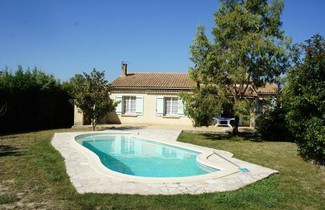Photo 1 - Haus in Plan-d'Orgon mit privater pool