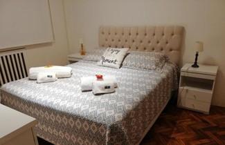 Foto 1 - Apartamento amplio, luminoso y tranquilo en Palermo, WiFi
