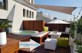 Foto 1 - Apartment in Valencia with swimming pool