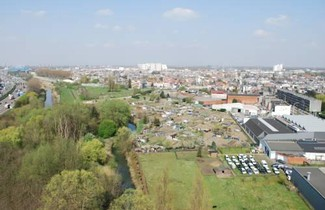 Apartment View Of Antwerp 1