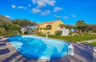 Foto 1 - Villa in Castellammare del Golfo mit privater pool
