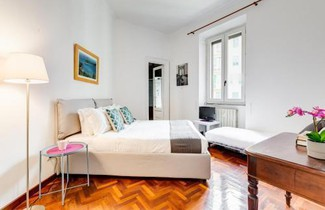 Large and bright flat in San Giovanni 1