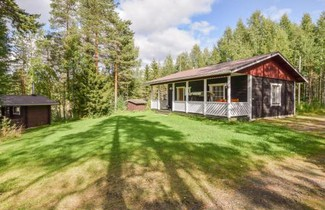 Photo 1 - Holiday Home Sieralahden lomakylä- nr 2
