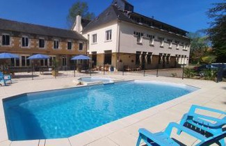 Foto 1 - Apartment in Val-Couesnon with swimming pool