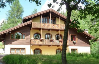 Foto 1 - Cottage in Ville di Fiemme with terrace