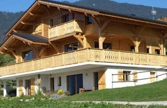 Foto 1 - Luxurious Chalet in Rhone Alpes with Sauna