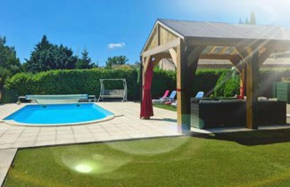 Photo 1 - Villa in Cambieure with private pool