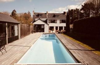 Foto 1 - Haus in Saint-Briac-sur-Mer mit privater pool
