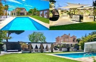 Photo 1 - Villa in Marbella mit privater pool