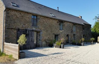 Foto 1 - Haus in Le Tronchet mit schwimmbad