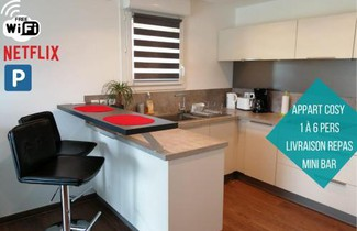 Foto 1 - Apartment in Viry mit privater pool