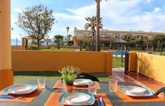Foto 1 - Apartamento con gran terraza a pie de playa