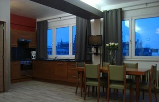 Apartments AMS Brussels Flats 1