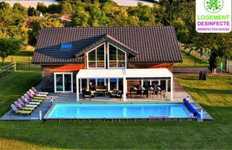 Photo 1 - Haus in Chavanges mit privater pool