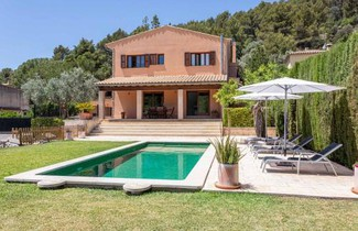 Photo 1 - Chalet in Mancor de la Vall with private pool
