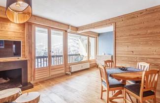 Foto 1 - Apartment in Megève mit privater pool