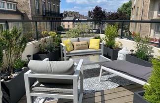 Foto 1 - Apartment in Saint-Malo mit terrasse