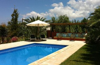 Spacious Holiday Home in St Josep de sa Talaia with Pool 1