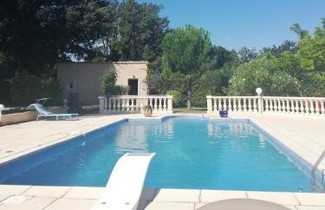 Photo 1 - Apartment in Néoules mit privater pool