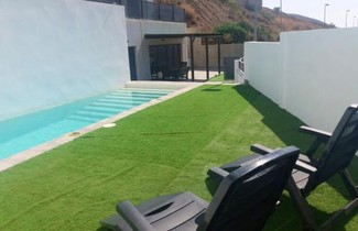 Photo 1 - Chalet in Vícar with swimming pool