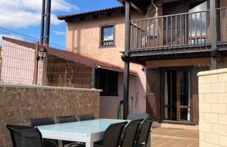 Photo 1 - Chalet in Alcalá de Moncayo mit terrasse