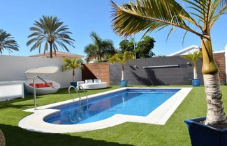 Photo 1 - Villa in San Bartolomé de Tirajana mit schwimmbad