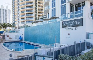 Marenas Resort 1BD Ocean View in Sunny Isles 1