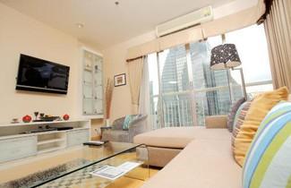 Foto 1 - Central Bangkok 2+1 Bedroom Apartment on Soi 18