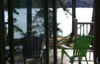 Oceanfront Hancock Cottage 1